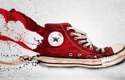 如何在Photoshop中创建一个真棒泼溅运动鞋