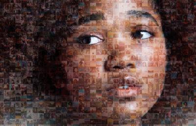 如何在Lightroom和Photoshop中创建马赛克照片
